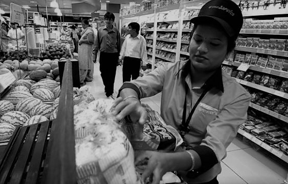 5 Indian Stocks Into Supermarkets