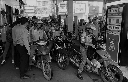 5 Vietnamese Stocks Into Gas Stations