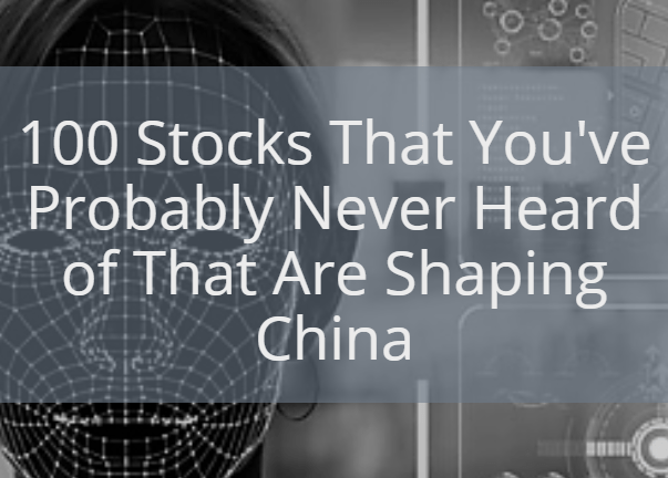 FREE – China Stocks EBook