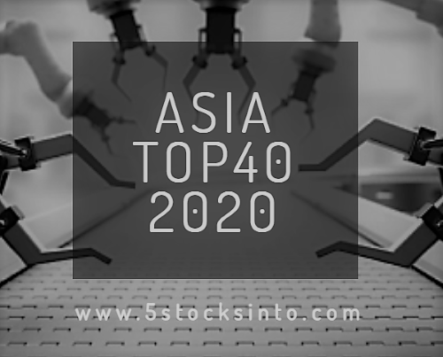 ASIA Top 40 – 2020