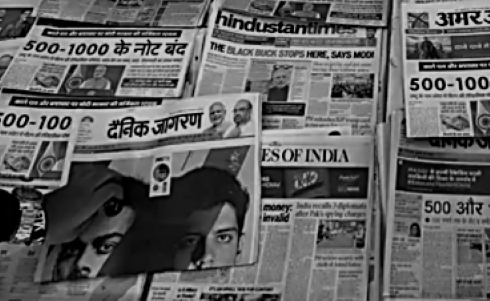5 Indian Stocks Into Newspapers